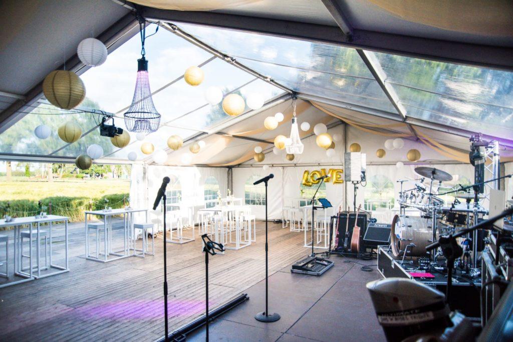 Bruiloftsfeest verzorgen door Top Partyverhuur 3
